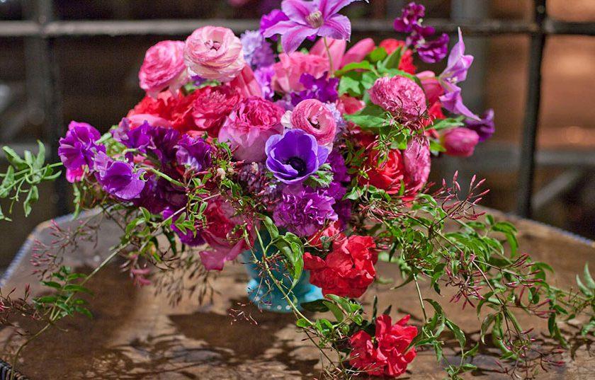 Master Florist Flora Design Master Class Downtown La Dtla